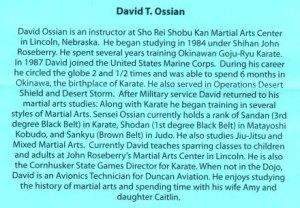 David T. Ossian