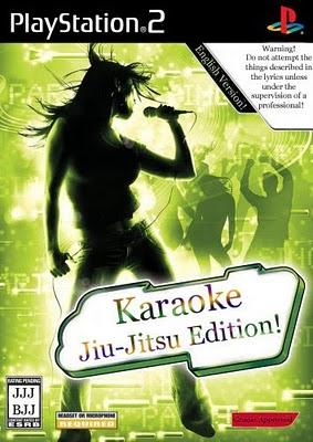 Jiu-Jitsu Karaoke