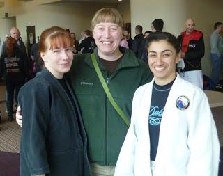 Gina, Amy, & Sara
