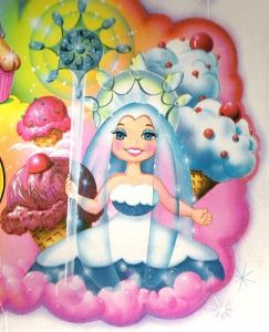 Queen of Candyland