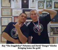 The Doggfather & Danger