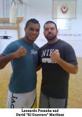 Leonardo Pecanha & David Martinez