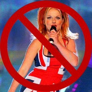No Ginger Spice
