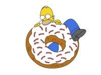 Homer D'ohnut