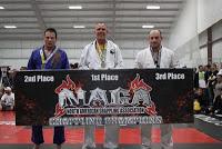 1st place NAGA