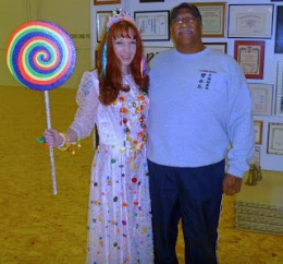 Queen of Candyland & Shihan