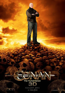 Conan the Humanitarian