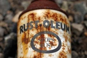 Rusty Rustoleum