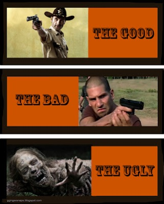 The Good, Bad & Ugly Walking Dead