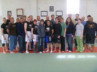 Team Jiu-Jitsu Fighter