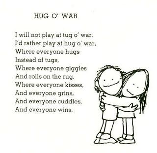Hug O' War -Shel Silverstein