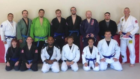 LBJJ blue belts