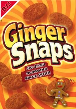 Ginger Snaps: Jiu-Jitsu blogging since 2010!