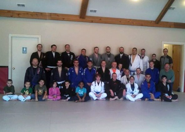 Lincoln BJJ today