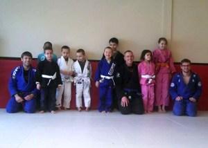 LBJJC kids' class