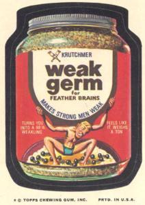 Weak Germ