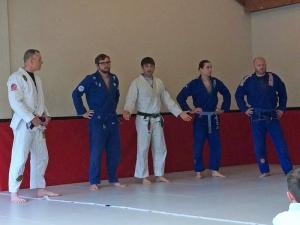 Lincoln BJJ instructors