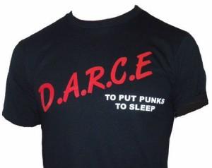 D.A.R.C.E. to put punks to sleep