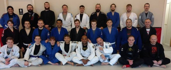 Lincoln BJJ Center- Tinguinha seminar