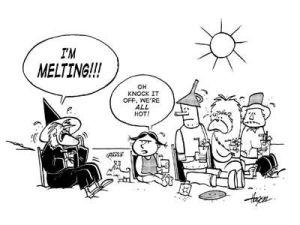 I'm melting!!!