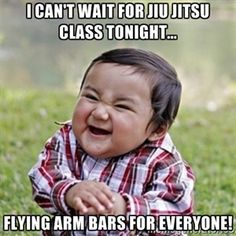 Flying armbars for everyone!
